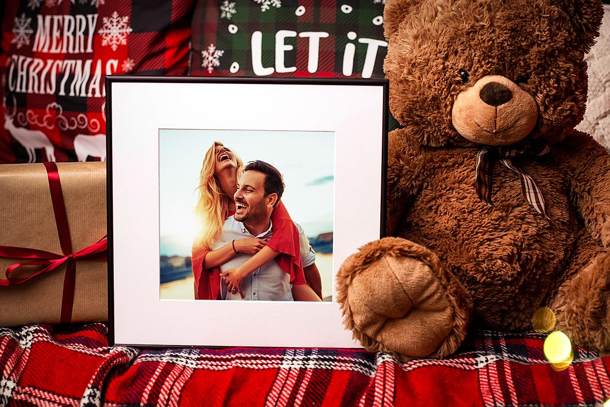 Foto-Walentynka jako prezent walentynkowy dla ukochanej osoby