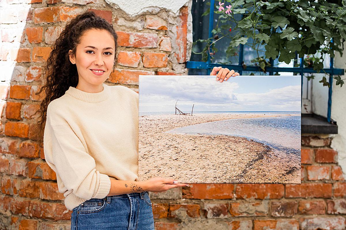 fotoobraz na płótnie canvas ze zdjęcia pojedynczy