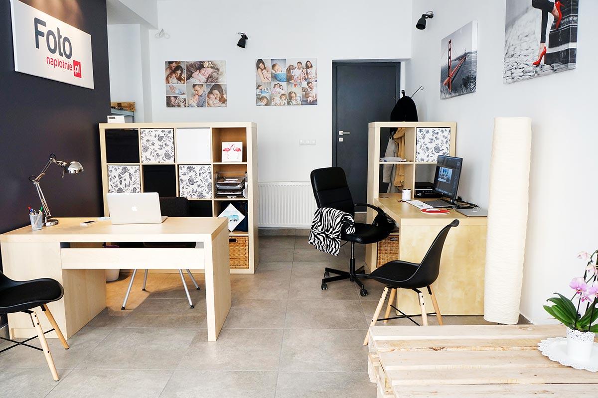 Poprzednie biuro i pracownia w Raciborzu